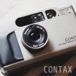 高級コンパクトフィルムカメラ、CONTAX T2が人気な理由