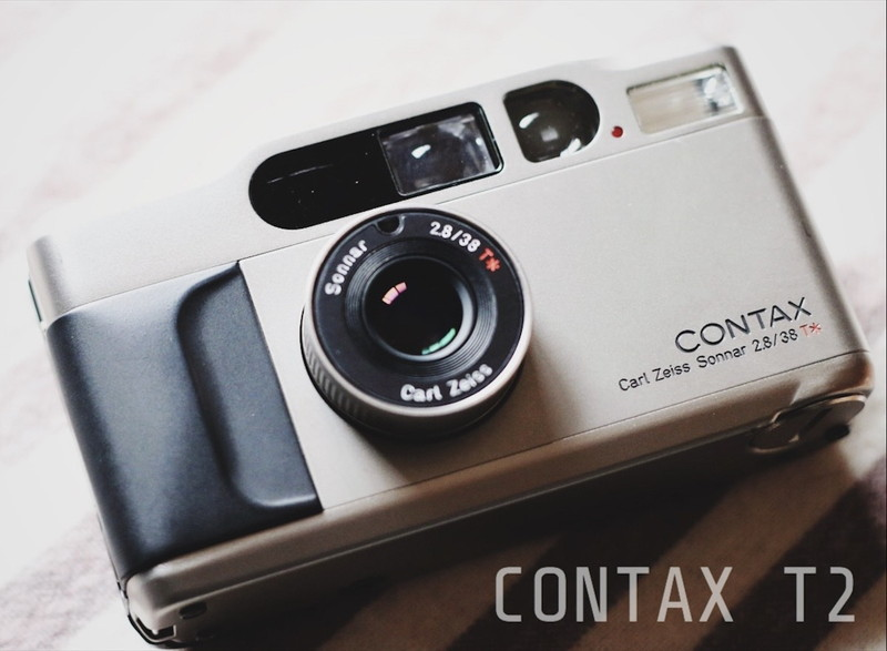 contax t2 使い方