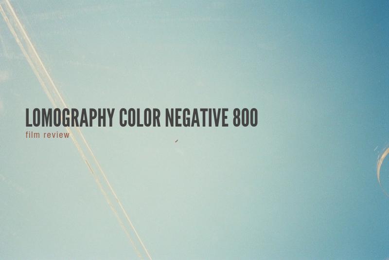 「【フィルムレビュー】高感度だけど使いやすい「Lomography Color Negative 800」」のアイキャッチ画像