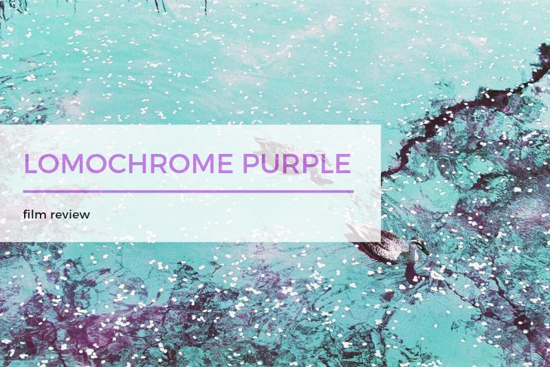 「これぞロモ!非現実を演出するフィルム『Lomochrome Purple』」のアイキャッチ画像