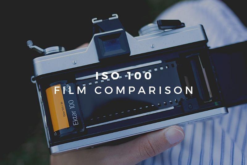 「ISO100のおすすめ35mmネガフィルムを、4つ比較してみた!」のアイキャッチ画像