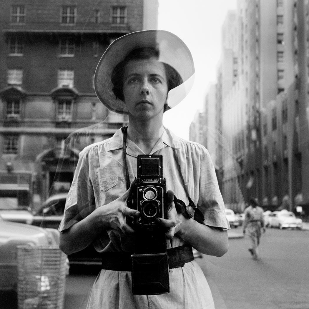 「謎の写真家、ヴィヴィアン・マイヤーの類まれなる才能」のアイキャッチ画像