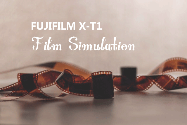 「FUJIFILM X-T1の各フィルムシミュレーションをご紹介!」のアイキャッチ画像