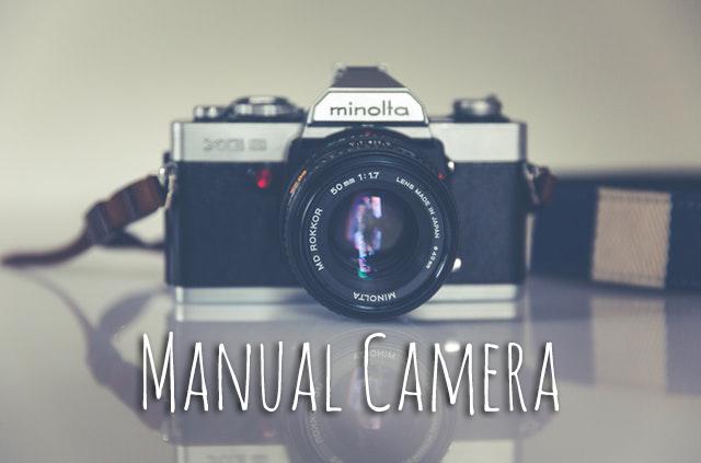 「マニュアルフィルムカメラとは?メリットやデメリットも」のアイキャッチ画像