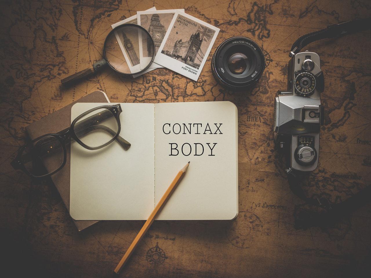 「CONTAX(コンタックス)一眼レフで、おすすめのフィルムカメラ5選」のアイキャッチ画像