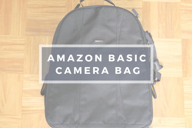 「コスパ最強のカメラリュック「Amazonベーシック カメラリュック 22.8L」」のアイキャッチ画像