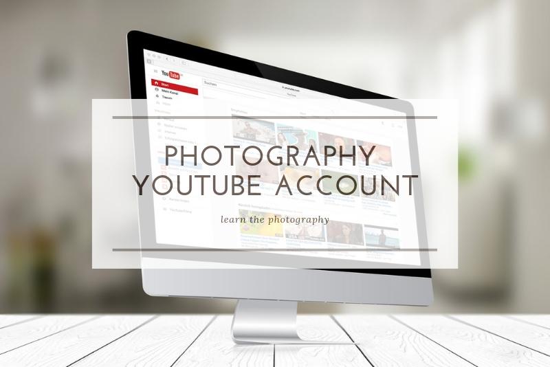 「写真の勉強におすすめのYoutubeチャンネル10選」のアイキャッチ画像