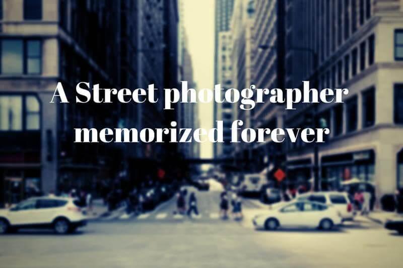 「永遠に語り継がれる海外のストリート写真家4選」のアイキャッチ画像