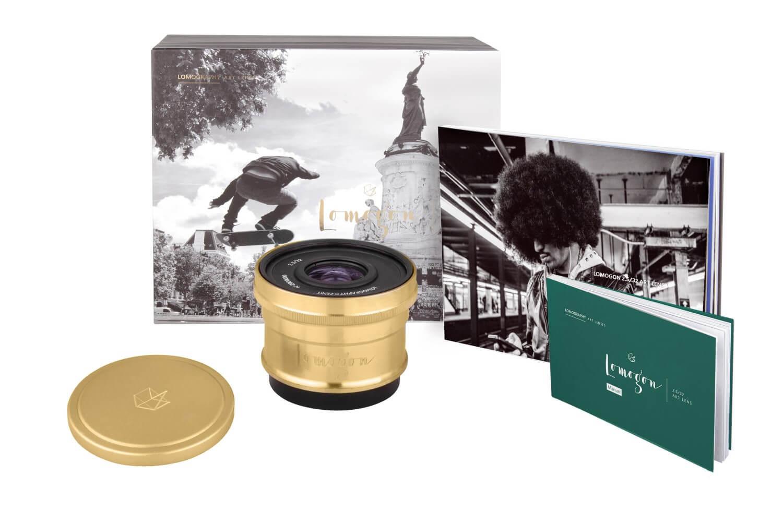 「「LC-A」を再現?ロモグラフィー最高傑作レンズ『Lomogon』」のアイキャッチ画像