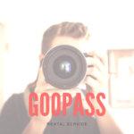 カメラ・レンズレンタルサービス「GooPass」を利用してみた!