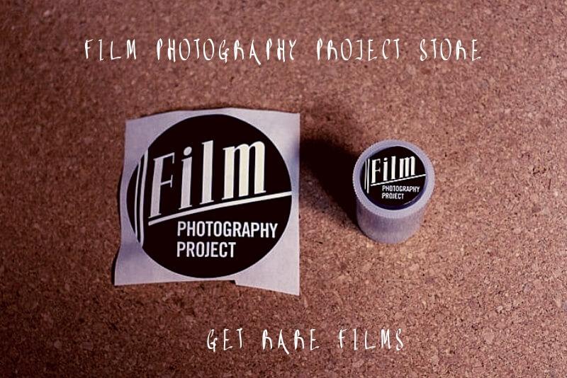 「Film Photography Projectで、珍しいフィルムを購入してみた!」のアイキャッチ画像