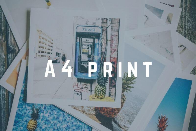 「A4サイズの写真プリントが安価で出来るお店「アオヤギ写真工芸社」」のアイキャッチ画像