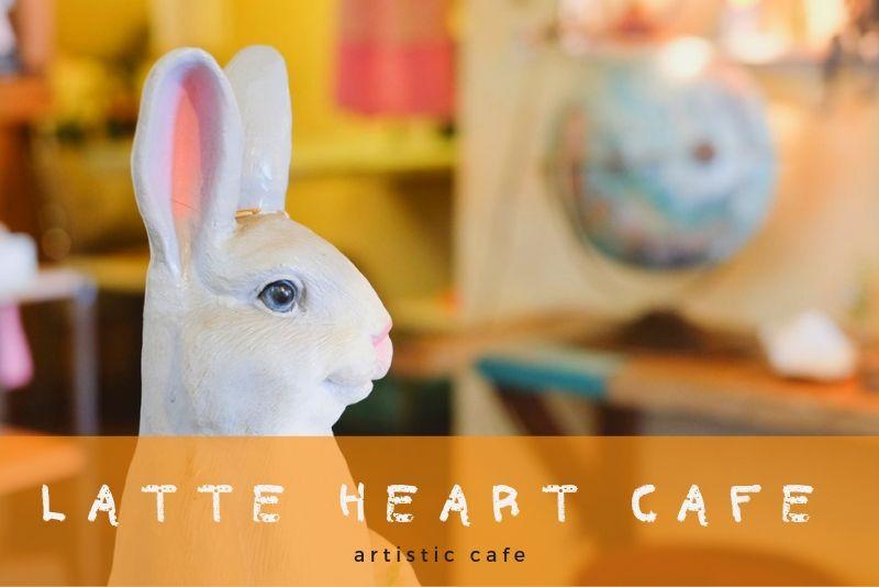 「尾道のおしゃれなカフェ「ラテハートカフェ」はこんなところ」のアイキャッチ画像