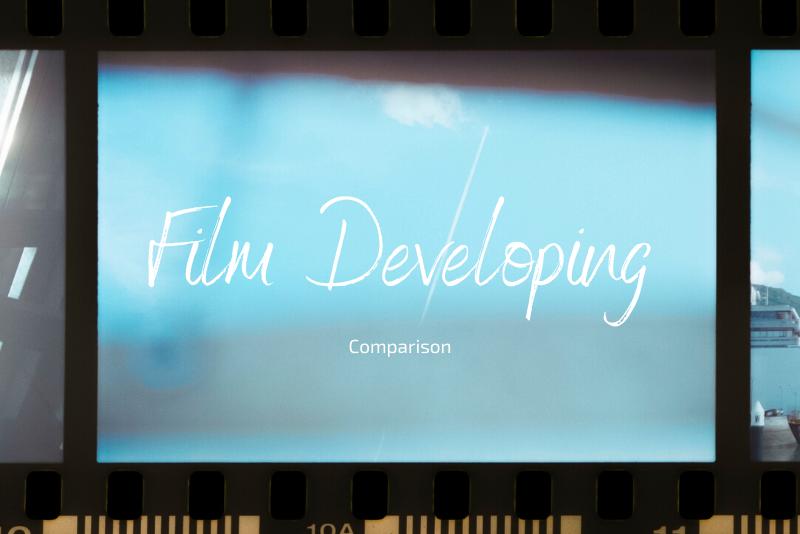 「フィルム現像所による料金や仕上がりの違いを比較しました!」のアイキャッチ画像