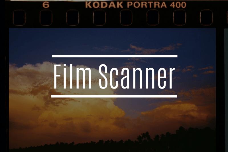 「【失敗しない】フィルムスキャンにおすすめなスキャナー4選」のアイキャッチ画像