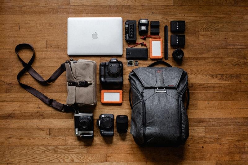 「20,000円以下で購入できる、おしゃれなカメラリュック5選」のアイキャッチ画像