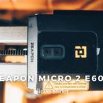 動画をワンランク上に!電動スライダー【Zeapon Micro 2】レビュー